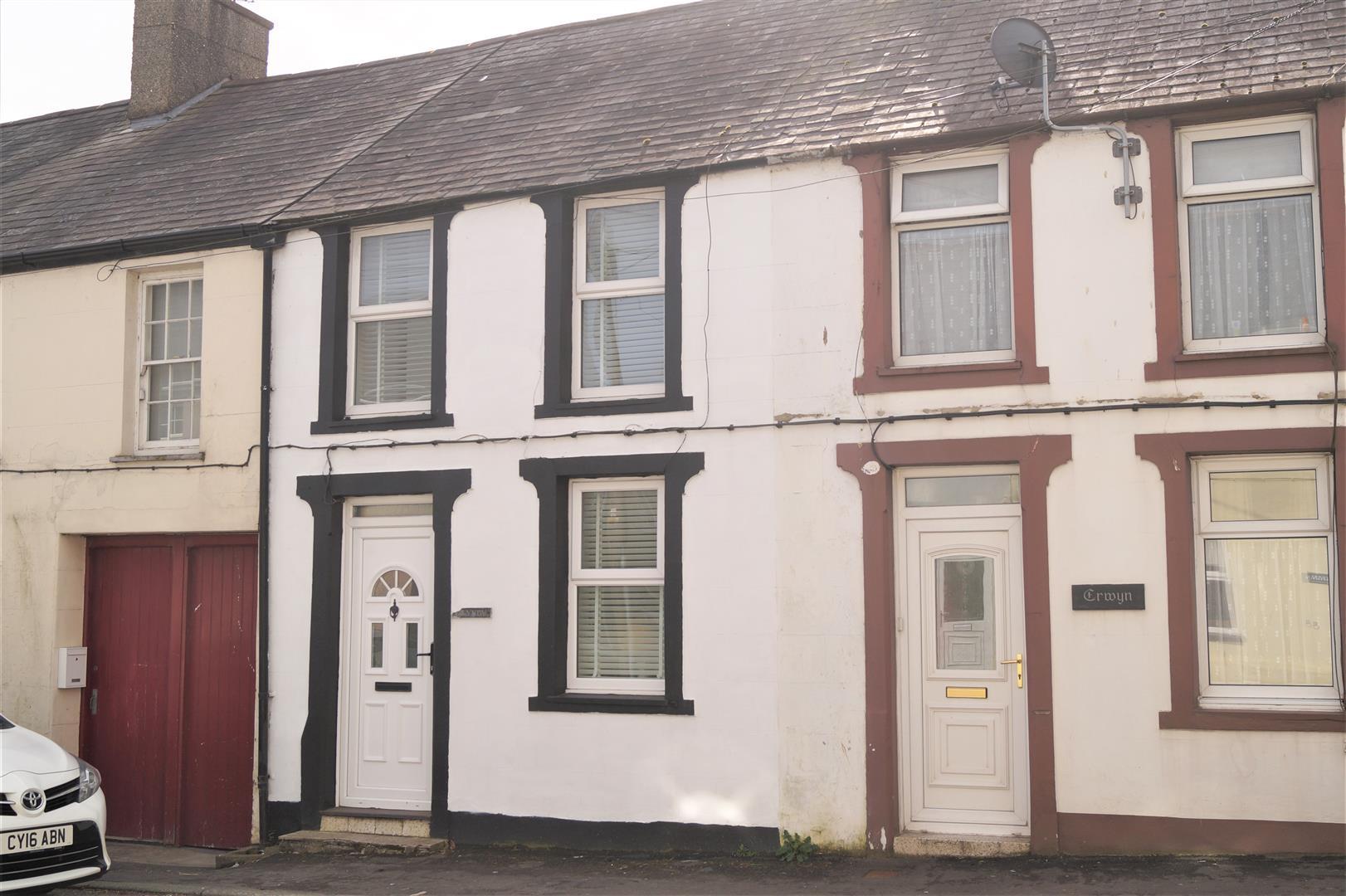 Madryn Terrace, Chwilog, Pwllheli
